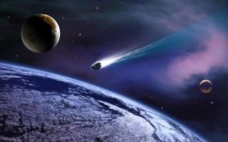 Hiện tượng thiên văn kì thú nhất