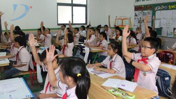 Trò chơi điển hình sử dụng trong môn Tiếng Việt lớp 5