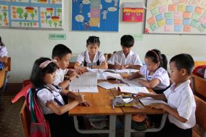 Trò chơi trong dạy học Toán ở các khối lớp tiểu học hay và thú vị nhất