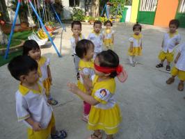 Trò chơi dân gian, trò chơi vận động phát triển thể chất cho trẻ mầm non hay nhất