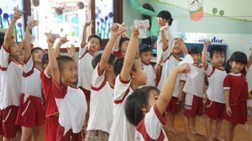 Trò chơi nhỏ tập trung trẻ và chơi bằng các ngón tay hay nhất cô giáo mầm non nên biết