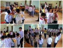 Trò chơi dành cho học sinh tiểu học trong tiết sinh hoạt tập thể thú vị nhất