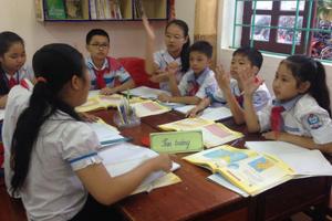 Trò chơi trong phân môn luyện từ và câu dành cho học sinh tiểu học hay và thú vị nhất