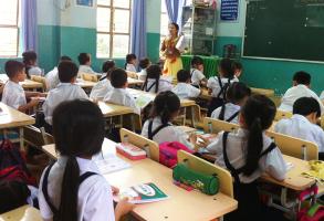Trò chơi giữ học sinh yên lặng trong lớp mà giáo viên tiểu học nên biết
