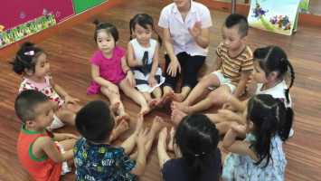 Trò chơi nhỏ tại chỗ dành cho trẻ mầm non hay và thú vị nhất