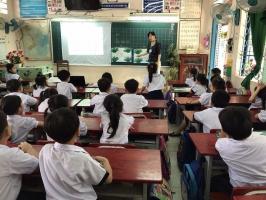 Trò chơi trong dạy môn tiếng Việt ở các khối lớp tiểu học hay và thú vị nhất
