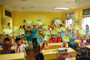 Trò chơi tiêu biểu gây hứng thú học tập trong môn Toán lớp 5