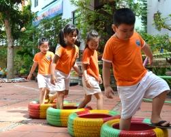 Top 10 Trò chơi vận động dành cho trẻ mầm non hay nhất