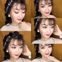 Tiệm trang điểm cô dâu đẹp nhất Hậu Giang
