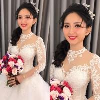 Tiệm trang điểm cô dâu đẹp nhất TP. Châu Đốc, An Giang