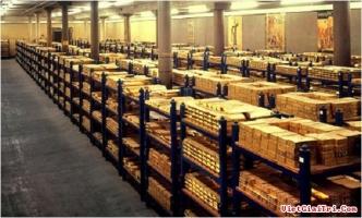 Quốc gia có dự trữ vàng lớn nhất thế giới