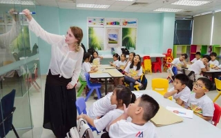 Trung tâm tiếng Anh tốt nhất tại Quảng Ngãi