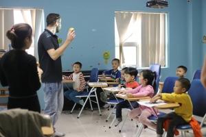 Trung tâm tiếng Anh trẻ em tốt nhất tại Hải Dương