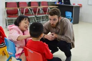 Trung tâm tiếng Anh trẻ em tốt nhất Bình Định
