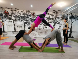 Phòng tập Yoga tốt nhất Nha Trang