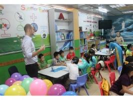Trung tâm dạy Anh văn thiếu nhi rẻ và tốt nhất tại TP.HCM