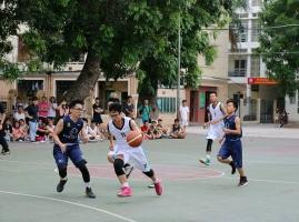 Trung tâm dạy bóng rổ tốt nhất ở TP. Hồ Chí Minh