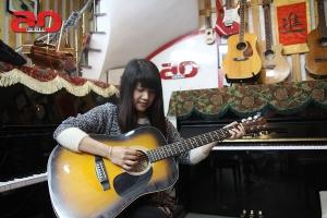 Trung tâm dạy đàn guitar có uy tín nhất Hà Nội