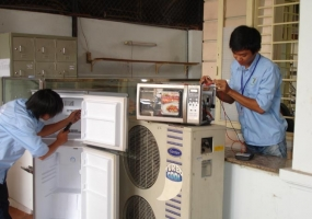Trung tâm dạy nghề sửa chữa điện lạnh uy tín nhất TPHCM