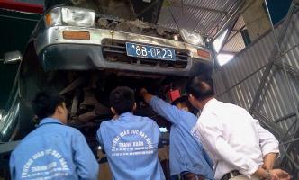 Trung tâm dạy nghề sửa chữa sửa chữa ô tô uy tín nhất ở Hà Nội