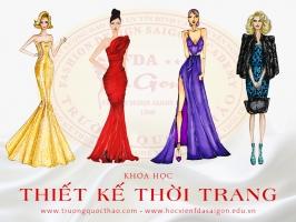 Trung tâm dạy nghề thiết kế thời trang uy tín nhất Việt Nam