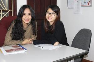 Trung tâm dạy tiếng Anh quận Hoàn Kiếm Hà Nội