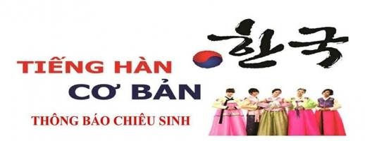 Trung tâm dạy tiếng Hàn tốt ở quận Đống Đa, Hà Nội