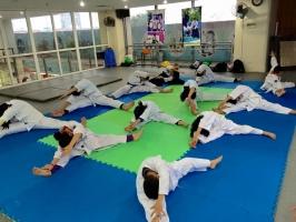 Trung tâm dạy võ cho trẻ em ở Hà Nội