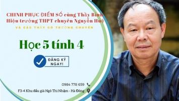 địa chỉ luyện thi đại học uy tín và chất lượng ở quận Hà Đông, Hà Nội