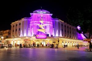 Trung tâm mua sắm lớn nhất Hà Nội