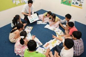 Trung tâm tiếng Anh trẻ em tốt nhất Phan Thiết