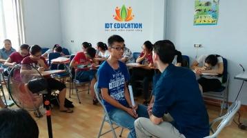 Trung tâm tiếng Anh tốt nhất tại Bắc Giang
