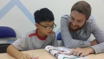 Trung tâm tiếng Anh trẻ em tốt nhất TP. Buôn Ma Thuột