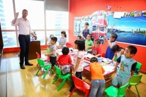 Trung tâm Tiếng Anh trẻ em tốt nhất tại Q. Thanh Xuân, Hà Nội