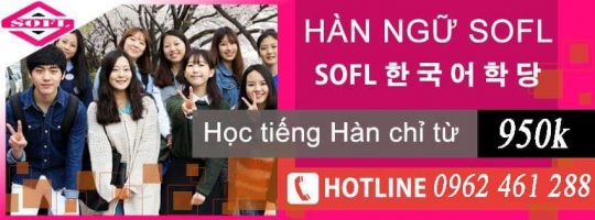 Trung tâm dạy tiếng Hàn uy tín tại Hà Nội