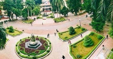 Trường Đại Học có khuôn viên đẹp nhất tại TP HCM