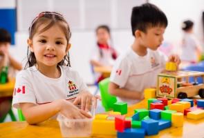 Trường mầm non quốc tế tốt nhất TPHCM