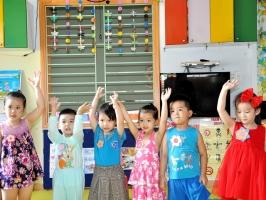 Trường mầm non tốt, uy tín nhất Quận Tân Bình, TP Hồ Chí Minh