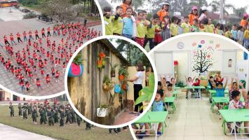 Trường mầm non tốt nhất Phú Thọ