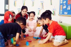 Trường mầm non song ngữ chất lượng nhất tại quận 3, Tp HCM