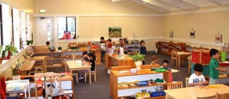 Trường mầm non theo phương pháp Montessori được ưa thích ở Hà Nội