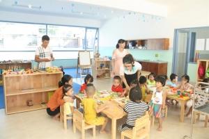 Trường mầm non tốt, uy tín nhất Quận 8, TP Hồ Chí Minh