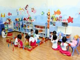 Trường mầm non nổi tiếng nhất Hà Nội