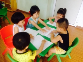 Trường mầm non uy tín chất lượng tốt tại Hà Đông, Hà Nội