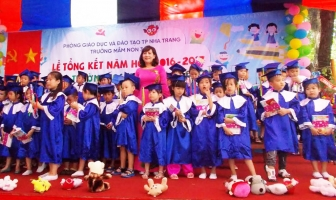 Trường mầm non uy tín, chất lượng tốt tại TP Nha Trang