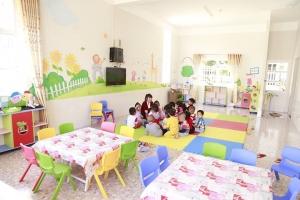 Trường mầm non uy tín, chất lượng tốt tại TP Đà Lạt