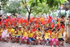 Trường mầm non uy tín, chất lượng tốt tại TP Vinh, Nghệ An