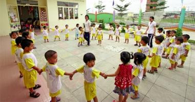Trường mầm non uy tín, chất lượng tốt tại TP Vũng Tàu