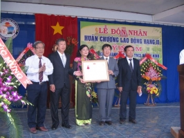 Trường THPT tốt nhất tỉnh Khánh Hòa