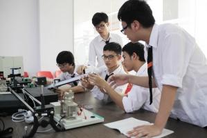 Trường THPT tốt nhất thành phố Hồ Chí Minh